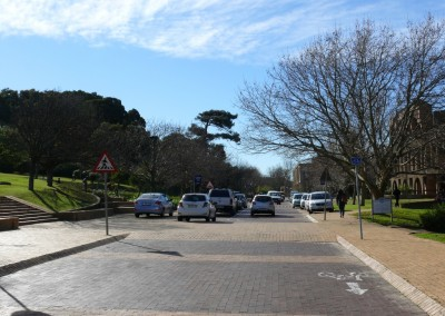 UCT Cross Campus Roads 1987