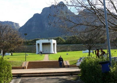 UCT Cross Campus 1987