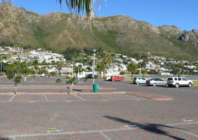 Gordons Bay Parking area 1991