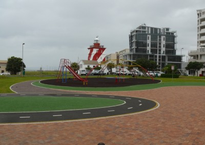 Greenpoint playpark