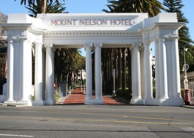 Mount Nelson Entrance