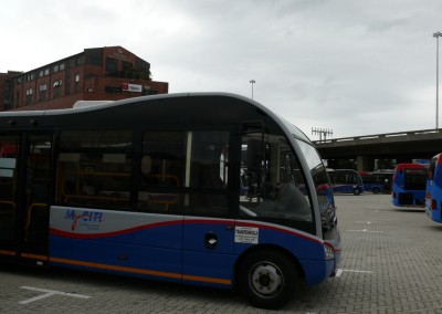 MyCiti main bus depot