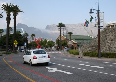 V&A Waterfront roads