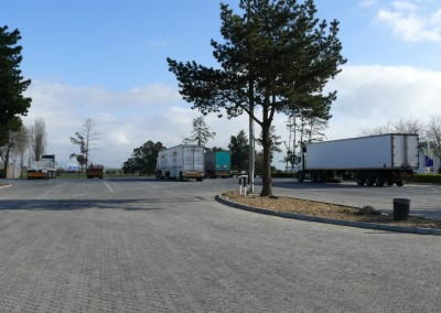 Engen N1 North and South 1 Stop - Truckstop 1992