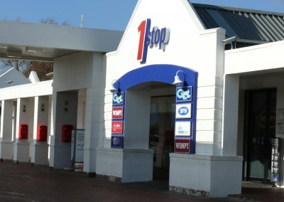 Engen N1 North and South 1 Stop 1992
