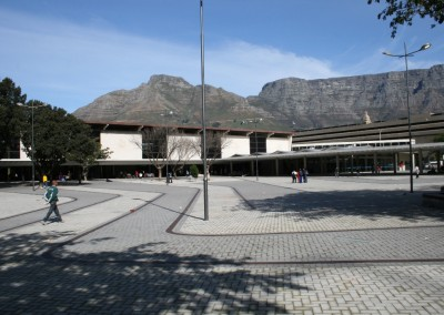 Cape Town Station 2010